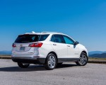 2018 Chevrolet Equinox Rear Three-Quarter Wallpaper 150x120 (29)