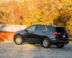 2018 Chevrolet Equinox Rear Three-Quarter Wallpapers 150x120 (41)