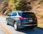 2018 Chevrolet Equinox Rear Three-Quarter Wallpapers 150x120 (39)