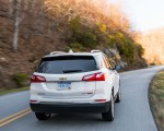 2018 Chevrolet Equinox Rear Three-Quarter Wallpaper 150x120 (25)