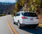 2018 Chevrolet Equinox Rear Three-Quarter Wallpapers 150x120 (19)