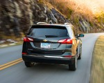 2018 Chevrolet Equinox Rear Wallpapers 150x120 (40)