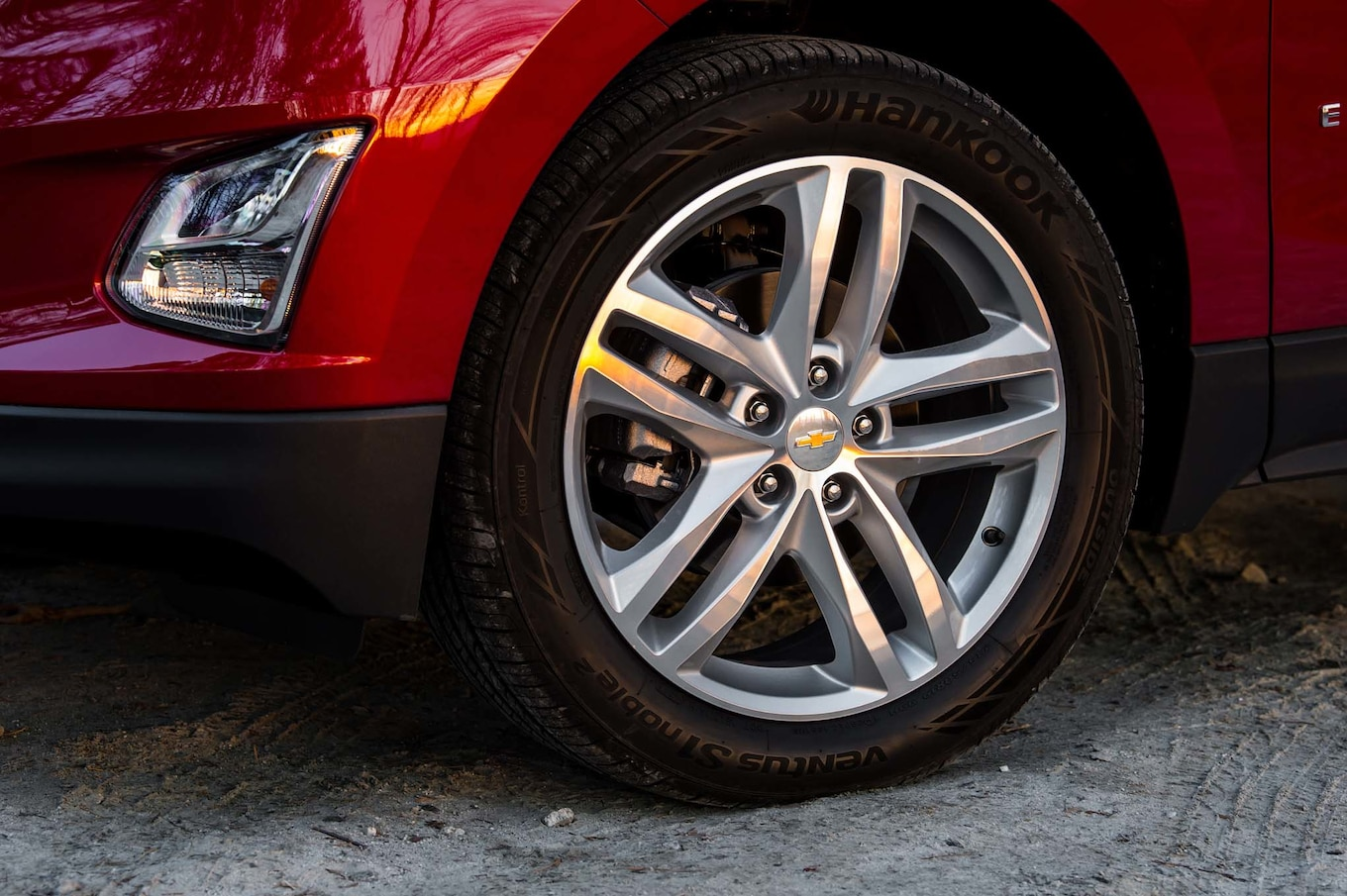 2018 Chevrolet Equinox Wheel Wallpaper (11)