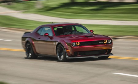 2018 Dodge Challenger SRT Hellcat Widebody Wallpapers HD