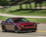 2018 Dodge Challenger SRT Hellcat Widebody (Color: Octane Red) Front Three-Quarter Wallpapers 150x120 (2)