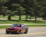 2018 Dodge Challenger SRT Hellcat Widebody (Color: Octane Red) Front Wallpapers 150x120 (3)