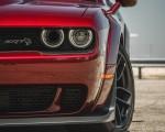 2018 Dodge Challenger SRT Hellcat Widebody (Color: Octane Red) Headlight Wallpapers 150x120 (20)