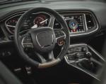 2018 Dodge Challenger SRT Hellcat Widebody (Color: Octane Red) Interior Cockpit Wallpapers 150x120 (38)