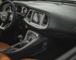2018 Dodge Challenger SRT Hellcat Widebody (Color: Octane Red) Interior Cockpit Wallpapers 150x120 (39)
