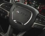 2018 Dodge Challenger SRT Hellcat Widebody (Color: Octane Red) Interior Steering Wheel Wallpapers 150x120 (31)