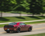 2018 Dodge Challenger SRT Hellcat Widebody (Color: Octane Red) Rear Wallpapers 150x120 (5)