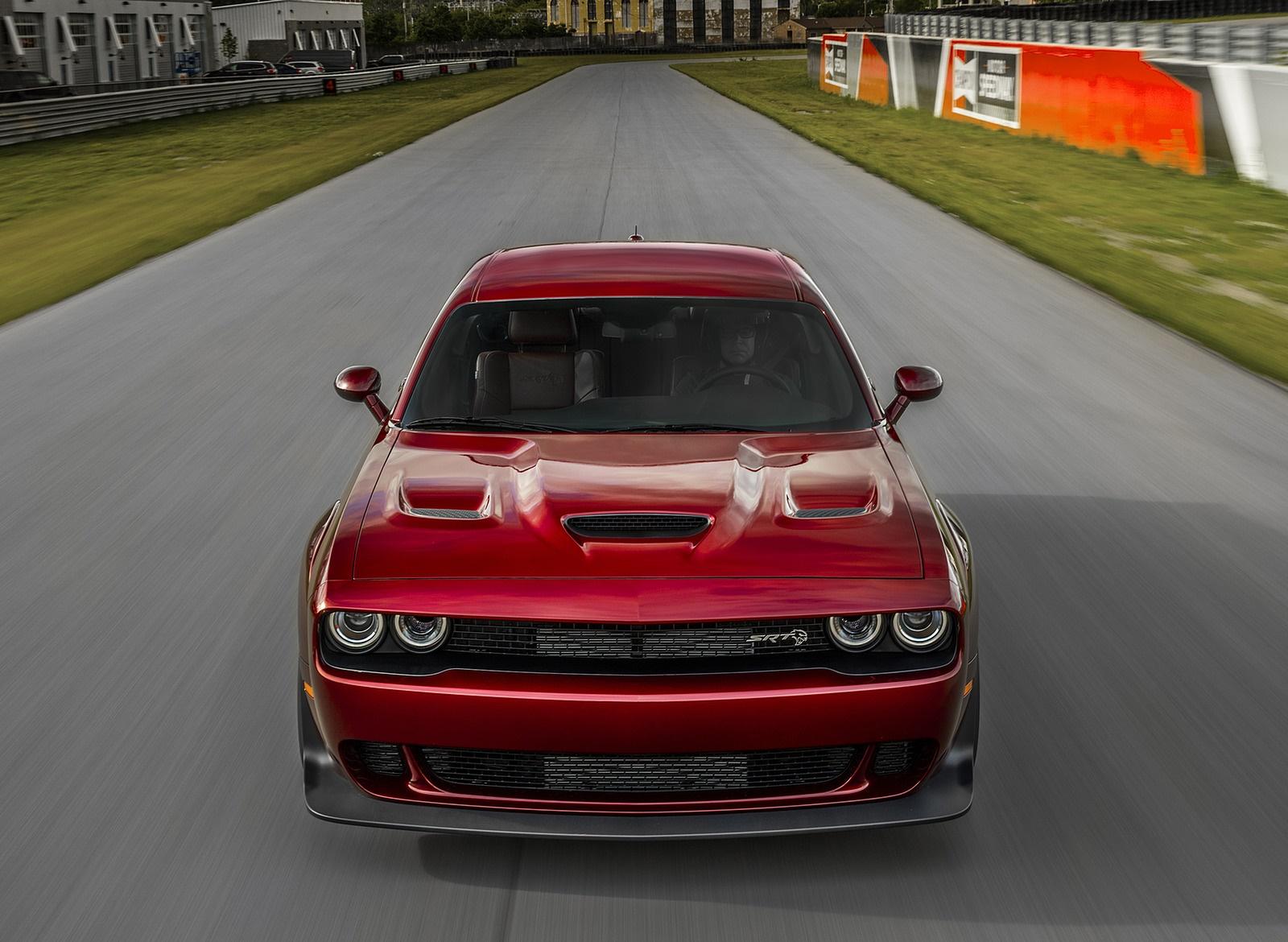2018 Dodge Challenger SRT Hellcat Widebody Front Wallpaper (5)
