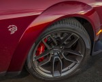 2018 Dodge Challenger SRT Hellcat Widebody Wheel Wallpaper 150x120 (17)