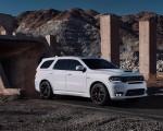 2018 Dodge Durango SRT Front Three-Quarter Wallpapers 150x120 (46)