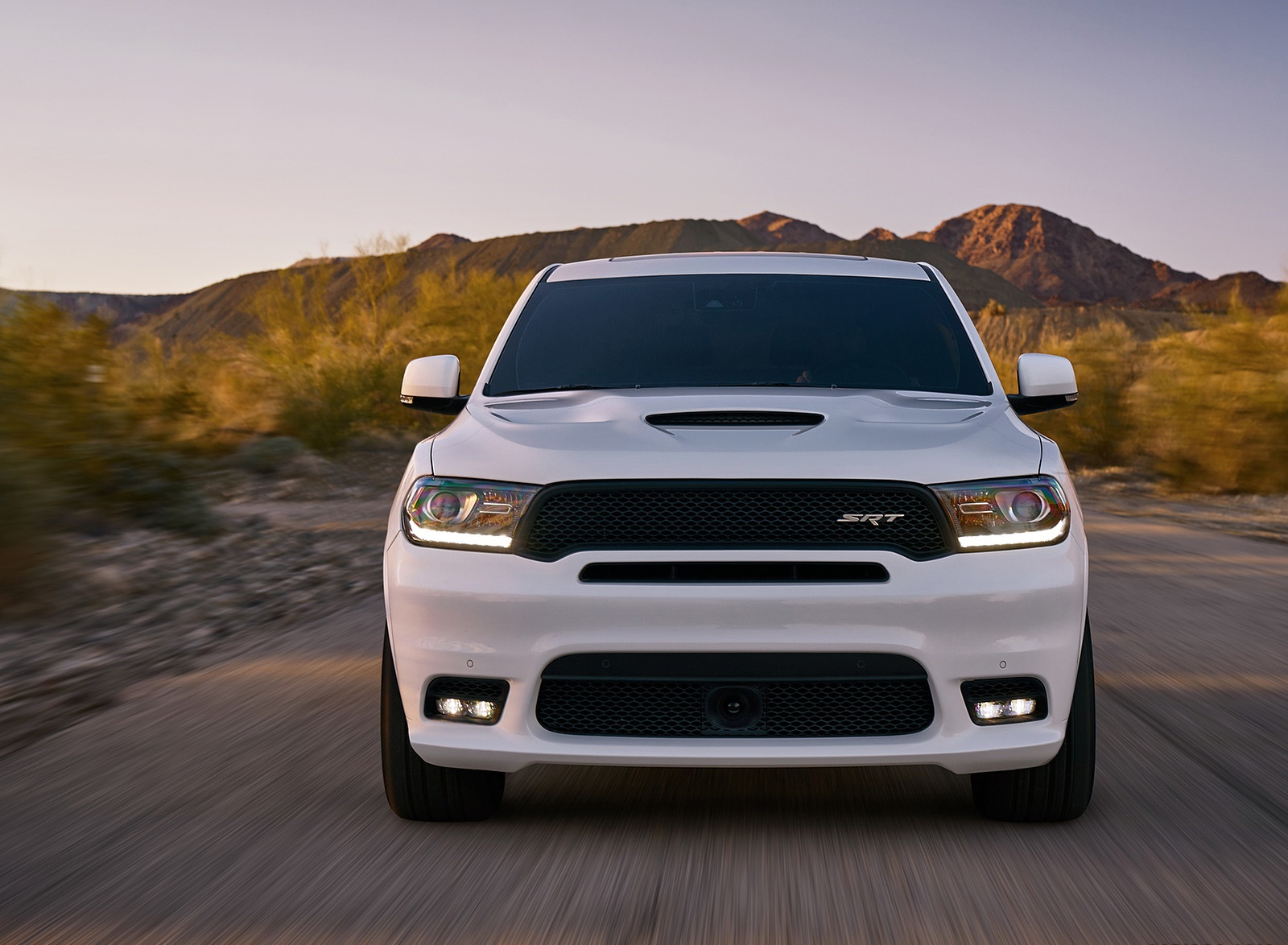 2018 Dodge Durango Srt Wallpapers 86 Hd Images Newcarcars