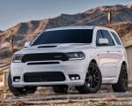 2018 Dodge Durango SRT Front Wallpapers 150x120 (14)