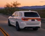 2018 Dodge Durango SRT Rear Three-Quarter Wallpapers 150x120 (7)
