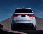2018 Dodge Durango SRT Rear Wallpapers 150x120 (28)