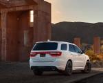 2018 Dodge Durango SRT Rear Wallpapers 150x120 (26)