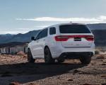 2018 Dodge Durango SRT Rear Wallpapers 150x120 (6)