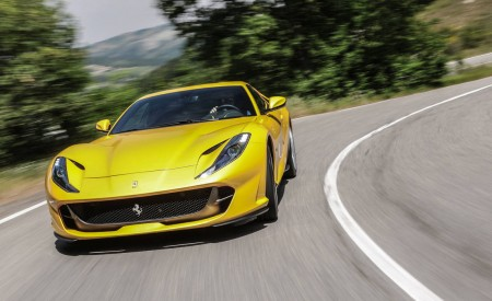 2018 Ferrari 812 Superfast Wallpapers HD