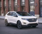 2018 Ford Edge SEL Sport Appearance Package Front Three-Quarter Wallpapers 150x120 (5)