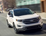 2018 Ford Edge SEL Sport Appearance Package Front Three-Quarter Wallpapers 150x120 (3)