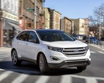 2018 Ford Edge SEL Sport Appearance Package Front Three-Quarter Wallpapers 150x120 (2)