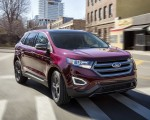 2018 Ford Edge SEL Sport Appearance Package Front Three-Quarter Wallpapers 150x120 (8)