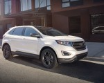 2018 Ford Edge SEL Sport Appearance Package Front Three-Quarter Wallpapers 150x120 (4)