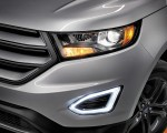 2018 Ford Edge SEL Sport Appearance Package Headlight Wallpapers 150x120 (20)