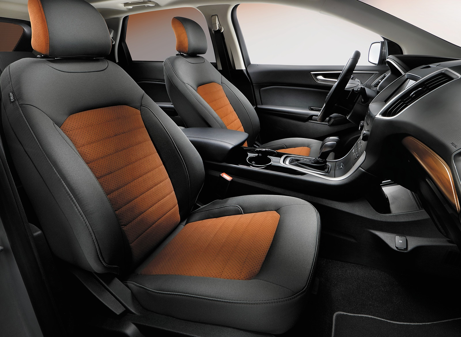 2018 Ford Edge SEL Sport Appearance Package Interior Wallpaper (12)