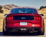 2018 Ford Mustang GT Performance Pack Level 2 Rear Wallpaper 150x120 (11)