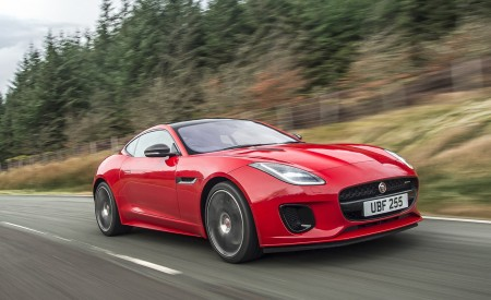 2018 Jaguar F-TYPE 2.0T Wallpapers