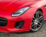 2018 Jaguar F-TYPE 2.0T Headlight Wallpapers 150x120 (15)