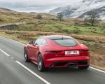 2018 Jaguar F-TYPE 2.0T Rear Wallpapers 150x120 (3)