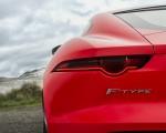 2018 Jaguar F-TYPE 2.0T Tail Light Wallpapers 150x120 (13)