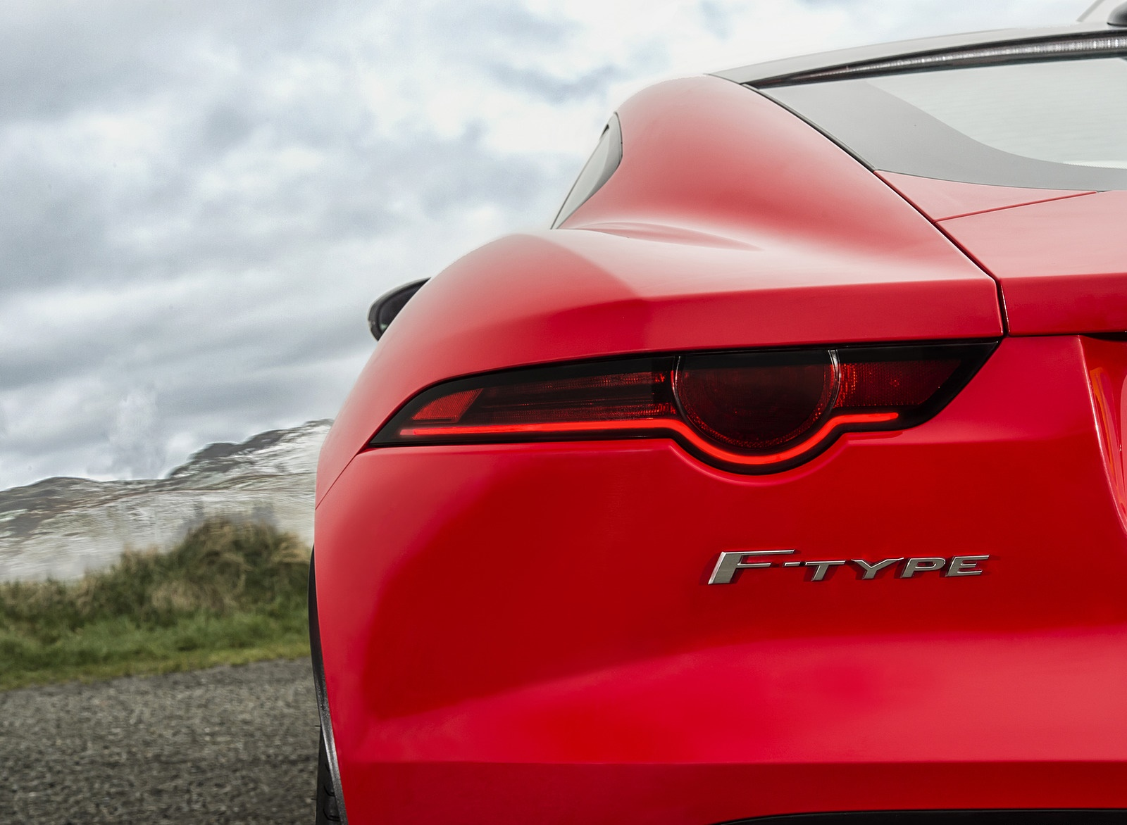 2018 Jaguar F-TYPE 2.0T Tail Light Wallpapers (13)