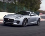 2018 Jaguar F-TYPE 400 SPORT Coupe Front Three-Quarter Wallpapers 150x120 (15)