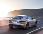 2018 Jaguar F-TYPE 400 SPORT Coupe Rear Three-Quarter Wallpapers 150x120 (21)