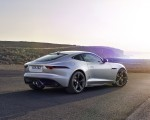 2018 Jaguar F-TYPE 400 SPORT Coupe Rear Three-Quarter Wallpapers 150x120 (20)
