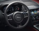 2018 Jaguar F-TYPE R Coupe Interior Steering Wheel Wallpapers 150x120 (26)