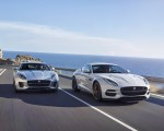 2018 Jaguar F-TYPE R Coupe and 400 SPORT Coupe Wallpapers 150x120 (12)