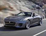 2018 Jaguar F-TYPE R Dynamic Convertible Front Three-Quarter Wallpapers 150x120 (23)
