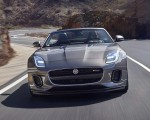 2018 Jaguar F-TYPE R Dynamic Convertible Front Wallpapers 150x120 (24)