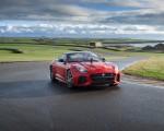 2018 Jaguar F-TYPE SVR Convertible Front Wallpaper 150x120 (11)