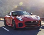 2018 Jaguar F-TYPE SVR Coupe Front Three-Quarter Wallpapers 150x120 (5)