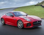 2018 Jaguar F-TYPE SVR Coupe Front Three-Quarter Wallpapers 150x120 (4)