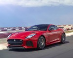 2018 Jaguar F-TYPE SVR Coupe Front Three-Quarter Wallpapers 150x120 (3)