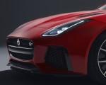 2018 Jaguar F-TYPE SVR Headlight Wallpaper 150x120 (41)